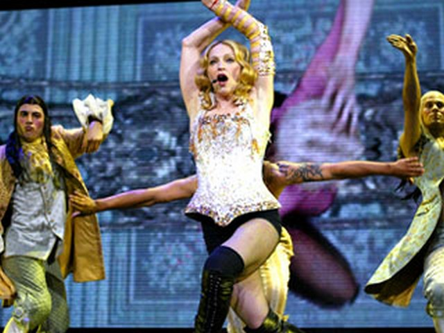 Madonna - At the 'Re-Invention World Tour' from May 24 to September 14, 2004, Madonna visited North America and Europe with a great  success in 56 shows. - , Madonna, music, singer, actress, entrepreneur - At the 'Re-Invention World Tour' from May 24 to September 14, 2004, Madonna visited North America and Europe with a great  success in 56 shows. Solve free online Madonna puzzle games or send Madonna puzzle game greeting ecards  from puzzles-games.eu.. Madonna puzzle, puzzles, puzzles games, puzzles-games.eu, puzzle games, online puzzle games, free puzzle games, free online puzzle games, Madonna free puzzle game, Madonna online puzzle game, jigsaw puzzles, Madonna jigsaw puzzle, jigsaw puzzle games, jigsaw puzzles games, Madonna puzzle game ecard, puzzles games ecards, Madonna puzzle game greeting ecard