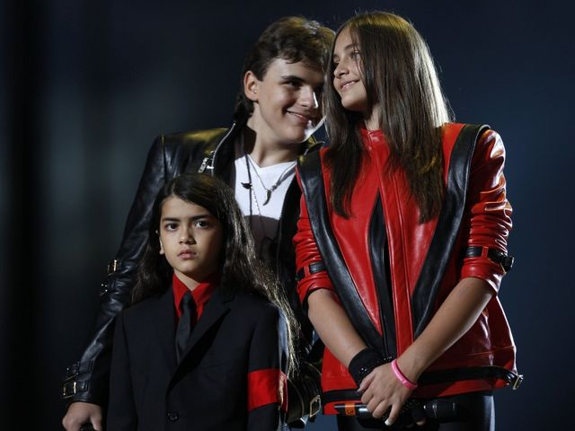 Michael Forever Tribute Concert Children of the King of Pop at Millennium Stadium in Cardiff Wales UK - The children of the late King of Pop Michael Jackson, Prince Michael Joseph, Jr, born in 1997, 9-year-old Prince Michael II, known as Blanket and his daughter Paris Michael Katherine (1998), on stage during the tribute concert 'Michael Forever' at the Millennium Stadium in Cardiff, the capital of Wales, UK (October 8, 2011). - , Michael, Forever, tribute, concert, concerts, children, child, Millennium, Stadium, stadiums, Cardiff, Wales, UK, music, musics, celebrities, celebrity, place, places, travel, travels, trip, trips, tour, tours, late, king, kings, pop, Jackson, Prince, Joseph, Jr, 1997, year, years, Blanket, daughter, daughters, Paris, Katherine, 1998, stage, stages, capital, capitals, October, 2011 - The children of the late King of Pop Michael Jackson, Prince Michael Joseph, Jr, born in 1997, 9-year-old Prince Michael II, known as Blanket and his daughter Paris Michael Katherine (1998), on stage during the tribute concert 'Michael Forever' at the Millennium Stadium in Cardiff, the capital of Wales, UK (October 8, 2011). Solve free online Michael Forever Tribute Concert Children of the King of Pop at Millennium Stadium in Cardiff Wales UK puzzle games or send Michael Forever Tribute Concert Children of the King of Pop at Millennium Stadium in Cardiff Wales UK puzzle game greeting ecards  from puzzles-games.eu.. Michael Forever Tribute Concert Children of the King of Pop at Millennium Stadium in Cardiff Wales UK puzzle, puzzles, puzzles games, puzzles-games.eu, puzzle games, online puzzle games, free puzzle games, free online puzzle games, Michael Forever Tribute Concert Children of the King of Pop at Millennium Stadium in Cardiff Wales UK free puzzle game, Michael Forever Tribute Concert Children of the King of Pop at Millennium Stadium in Cardiff Wales UK online puzzle game, jigsaw puzzles, Michael Forever Tribute Concert Children of the King of Pop at Millennium Stadium in Cardiff Wales UK jigsaw puzzle, jigsaw puzzle games, jigsaw puzzles games, Michael Forever Tribute Concert Children of the King of Pop at Millennium Stadium in Cardiff Wales UK puzzle game ecard, puzzles games ecards, Michael Forever Tribute Concert Children of the King of Pop at Millennium Stadium in Cardiff Wales UK puzzle game greeting ecard