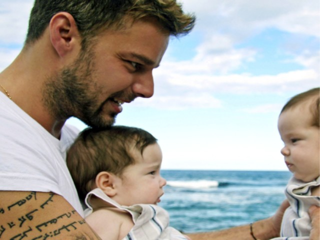 Ricky Martin - Ricky Martin with his twin boys Mateo and Valentino born to surrogate mother in August 2008 . - , Ricky, Martin, music, twin, boys - Ricky Martin with his twin boys Mateo and Valentino born to surrogate mother in August 2008 . Solve free online Ricky Martin puzzle games or send Ricky Martin puzzle game greeting ecards  from puzzles-games.eu.. Ricky Martin puzzle, puzzles, puzzles games, puzzles-games.eu, puzzle games, online puzzle games, free puzzle games, free online puzzle games, Ricky Martin free puzzle game, Ricky Martin online puzzle game, jigsaw puzzles, Ricky Martin jigsaw puzzle, jigsaw puzzle games, jigsaw puzzles games, Ricky Martin puzzle game ecard, puzzles games ecards, Ricky Martin puzzle game greeting ecard