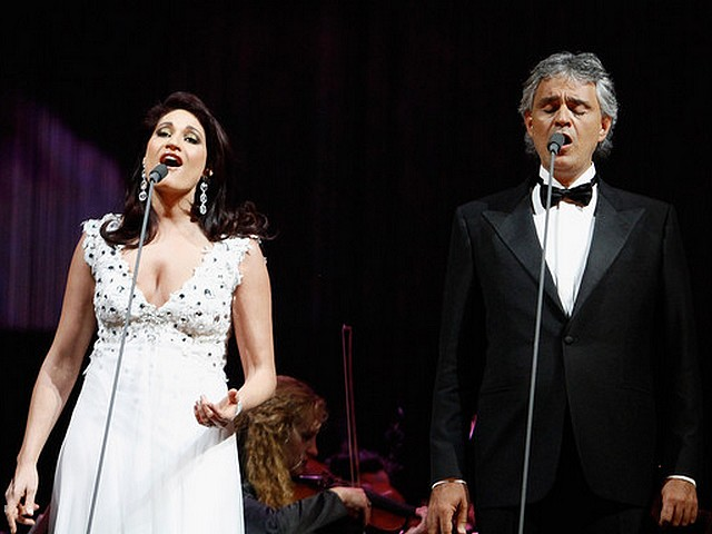World Cup 2010 Celebrate Africa The Grand Finale Nianel and Andrea Bocelli - The South African singer and songwriter Nianel and the Italian tenor Andrea Bocelli perform during FIFA World Cup 2010 concert 'Celebrate Africa The Grand Finale' at the Coca Cola Dome in Northgate, Johannesburg, South Africa (July 9, 2010). - , World, Cup, 2010, Celebrate, Africa, Grand, Finale, Nianel, Andrea, Bocelli, music, musics, performance, performances, show, shows, celebration, celebrations, sport, sports, tournament, tournaments, singer, singers, songwriter, songwriters, tenor, tenors, FIFA, concert, concerts, Coca, Cola, Dome, Northgate, Johannesburg, South, Africa - The South African singer and songwriter Nianel and the Italian tenor Andrea Bocelli perform during FIFA World Cup 2010 concert 'Celebrate Africa The Grand Finale' at the Coca Cola Dome in Northgate, Johannesburg, South Africa (July 9, 2010). Solve free online World Cup 2010 Celebrate Africa The Grand Finale Nianel and Andrea Bocelli puzzle games or send World Cup 2010 Celebrate Africa The Grand Finale Nianel and Andrea Bocelli puzzle game greeting ecards  from puzzles-games.eu.. World Cup 2010 Celebrate Africa The Grand Finale Nianel and Andrea Bocelli puzzle, puzzles, puzzles games, puzzles-games.eu, puzzle games, online puzzle games, free puzzle games, free online puzzle games, World Cup 2010 Celebrate Africa The Grand Finale Nianel and Andrea Bocelli free puzzle game, World Cup 2010 Celebrate Africa The Grand Finale Nianel and Andrea Bocelli online puzzle game, jigsaw puzzles, World Cup 2010 Celebrate Africa The Grand Finale Nianel and Andrea Bocelli jigsaw puzzle, jigsaw puzzle games, jigsaw puzzles games, World Cup 2010 Celebrate Africa The Grand Finale Nianel and Andrea Bocelli puzzle game ecard, puzzles games ecards, World Cup 2010 Celebrate Africa The Grand Finale Nianel and Andrea Bocelli puzzle game greeting ecard