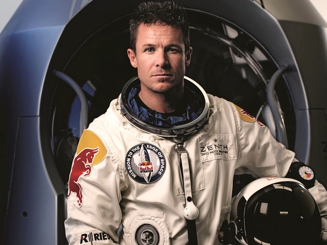 Felix Baumgartner World Record for Skydiving - The 43-year-old Austrian pilot and athlete Felix Baumgartner (born on 20 April 1969 in Salzburg, Austria) who was nominated for a World Sports Award for 'Extreme Sports' in London, England, set the world record for skydiving from approximately 39 kilometres (24 miles) inside the stratosphere, nearly from the edge of space. During this mission called  'Red Bull Stratos', Baumgartner broke the sound barrier, reaching an supersonic speed of 1,342 kilometres per hour (834 mph), or Mach 1.24, before to land safely in Roswell, the eastern desert of New Mexico on October 14, 2012. - , Felix, Baumgartner, world, record, records, skydiving, Austrian, sport, sports, celebrities, celebrity, pilot, pilots, athlete, athletes, April, 1969, Salzburg, Austria, award, awards, extreme, London, England, kilometres, kilometre, km, miles, mile, mi, stratosphere, edge, space, mission, missions, Red, Bull, Stratos, sound, barrier, barriers, supersonic, speed, speeds, hour, hours, mach, Roswell, eastern, desert, deserts, New, Mexico, October, 2012 - The 43-year-old Austrian pilot and athlete Felix Baumgartner (born on 20 April 1969 in Salzburg, Austria) who was nominated for a World Sports Award for 'Extreme Sports' in London, England, set the world record for skydiving from approximately 39 kilometres (24 miles) inside the stratosphere, nearly from the edge of space. During this mission called  'Red Bull Stratos', Baumgartner broke the sound barrier, reaching an supersonic speed of 1,342 kilometres per hour (834 mph), or Mach 1.24, before to land safely in Roswell, the eastern desert of New Mexico on October 14, 2012. Solve free online Felix Baumgartner World Record for Skydiving puzzle games or send Felix Baumgartner World Record for Skydiving puzzle game greeting ecards  from puzzles-games.eu.. Felix Baumgartner World Record for Skydiving puzzle, puzzles, puzzles games, puzzles-games.eu, puzzle games, online puzzle games, free puzzle games, free online puzzle games, Felix Baumgartner World Record for Skydiving free puzzle game, Felix Baumgartner World Record for Skydiving online puzzle game, jigsaw puzzles, Felix Baumgartner World Record for Skydiving jigsaw puzzle, jigsaw puzzle games, jigsaw puzzles games, Felix Baumgartner World Record for Skydiving puzzle game ecard, puzzles games ecards, Felix Baumgartner World Record for Skydiving puzzle game greeting ecard