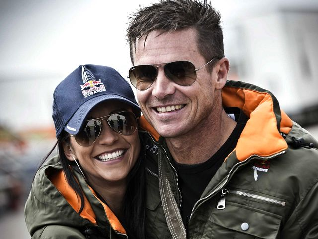 Felix Baumgartner and Nicole Oetl - Felix Baumgartner, the man who made history, for skydiving from the edge of space, more than 24 miles above Earth, reaching a maximum speed of 1,342 km per hour or 1.24 times the speed of sound making him the first person to break the sound barrier and his girlfriend Nicole Oetl, a gymnast and former beauty queen. The 43-year-old supersonic skydiver Felix Baumgartner, who after the successful landing in the New Mexico desert on October 14, 2012, vowed to quit his daring jumps and to settle down just for pilot rescue missions in the USA and in Austria, and the 30-year-old Nicole Oetl, aka Nicole Ottl and Nici Dalz, now gymnastics instructor based in Linz, Austria, are planning to marry early in 2013. - , Felix, Baumgartner, Nicole, Oetl, sport, sports, celebrities, celebrity, man, men, history, histories, skydiving, edge, space, miles, mile, Earth, speed, speeds, km, hour, hours, sound, sounds, person, persons, barrier, barriers, girlfriend, girlfriends, gymnast, gymnasts, beauty, queen, queens, supersonic, skydiver, successful, landing, New, Mexico, desert, deserts, October, 2012, daring, jumps, jump, pilot, rescue, missions, mission, USA, Austria, Ottl, Nici, Dalz, gymnastics, instructor, instructors, Linz, 2013 - Felix Baumgartner, the man who made history, for skydiving from the edge of space, more than 24 miles above Earth, reaching a maximum speed of 1,342 km per hour or 1.24 times the speed of sound making him the first person to break the sound barrier and his girlfriend Nicole Oetl, a gymnast and former beauty queen. The 43-year-old supersonic skydiver Felix Baumgartner, who after the successful landing in the New Mexico desert on October 14, 2012, vowed to quit his daring jumps and to settle down just for pilot rescue missions in the USA and in Austria, and the 30-year-old Nicole Oetl, aka Nicole Ottl and Nici Dalz, now gymnastics instructor based in Linz, Austria, are planning to marry early in 2013. Solve free online Felix Baumgartner and Nicole Oetl puzzle games or send Felix Baumgartner and Nicole Oetl puzzle game greeting ecards  from puzzles-games.eu.. Felix Baumgartner and Nicole Oetl puzzle, puzzles, puzzles games, puzzles-games.eu, puzzle games, online puzzle games, free puzzle games, free online puzzle games, Felix Baumgartner and Nicole Oetl free puzzle game, Felix Baumgartner and Nicole Oetl online puzzle game, jigsaw puzzles, Felix Baumgartner and Nicole Oetl jigsaw puzzle, jigsaw puzzle games, jigsaw puzzles games, Felix Baumgartner and Nicole Oetl puzzle game ecard, puzzles games ecards, Felix Baumgartner and Nicole Oetl puzzle game greeting ecard