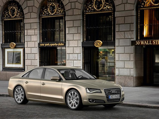 Audi A8 2011 - Audi A8 2011 is designed by Audi AG as a luxury sedan with an aggressive body and increased AFS strength. The Audi A8 speed is electronically limited to 250 km/h and accelerates from zero to 100 km/h only in 5,7 seconds. The new Audi A8 2011 serie will be on market in late 2010 with a choice of gasoline and two diesel engines. - , Audi, A8, 2011, autos, auto, cars, car, automobiles, automobile - Audi A8 2011 is designed by Audi AG as a luxury sedan with an aggressive body and increased AFS strength. The Audi A8 speed is electronically limited to 250 km/h and accelerates from zero to 100 km/h only in 5,7 seconds. The new Audi A8 2011 serie will be on market in late 2010 with a choice of gasoline and two diesel engines. Solve free online Audi A8 2011 puzzle games or send Audi A8 2011 puzzle game greeting ecards  from puzzles-games.eu.. Audi A8 2011 puzzle, puzzles, puzzles games, puzzles-games.eu, puzzle games, online puzzle games, free puzzle games, free online puzzle games, Audi A8 2011 free puzzle game, Audi A8 2011 online puzzle game, jigsaw puzzles, Audi A8 2011 jigsaw puzzle, jigsaw puzzle games, jigsaw puzzles games, Audi A8 2011 puzzle game ecard, puzzles games ecards, Audi A8 2011 puzzle game greeting ecard
