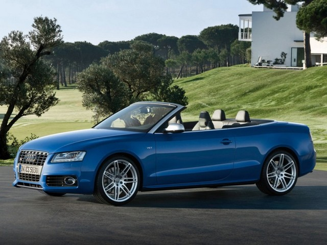 Audi S5 Cabriolet 2010 - Audi S5 Cabriolet 2010 arrives as standard with servotronics, seven-speed S tronic and a quattro drive. The 18 inch castaluminum wheels of Audi S5 are shod with 245/40 tires. The Audi S5 Cabriolet looks exclusive and athletic in Sprint Blue and a pearl effect paint. - , Audi, S5, Cabriolet, 2010, autos, auto, cars, car, automobiles, automobile, sport - Audi S5 Cabriolet 2010 arrives as standard with servotronics, seven-speed S tronic and a quattro drive. The 18 inch castaluminum wheels of Audi S5 are shod with 245/40 tires. The Audi S5 Cabriolet looks exclusive and athletic in Sprint Blue and a pearl effect paint. Решайте бесплатные онлайн Audi S5 Cabriolet 2010 пазлы игры или отправьте Audi S5 Cabriolet 2010 пазл игру приветственную открытку  из puzzles-games.eu.. Audi S5 Cabriolet 2010 пазл, пазлы, пазлы игры, puzzles-games.eu, пазл игры, онлайн пазл игры, игры пазлы бесплатно, бесплатно онлайн пазл игры, Audi S5 Cabriolet 2010 бесплатно пазл игра, Audi S5 Cabriolet 2010 онлайн пазл игра , jigsaw puzzles, Audi S5 Cabriolet 2010 jigsaw puzzle, jigsaw puzzle games, jigsaw puzzles games, Audi S5 Cabriolet 2010 пазл игра открытка, пазлы игры открытки, Audi S5 Cabriolet 2010 пазл игра приветственная открытка