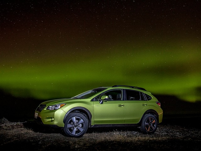 Northern Lights 2014 Subaru XV Crosstrek Hybrid - Photo of 2014 Subaru XV Crosstrek Hybrid on a background of the Northern Lights.<br /> The 2014 Subaru XV Crosstrek is a small compact hatchback crossover and the first-ever hybrid of Subaru, which defines a new category of vehicles with all-wheel-drive. As a base has been used the five-door hatchback Impreza, with a higher ground clearance, bigger tires, and a few mechanical upgrades and other styling changes, which turned it in a remarkably different-looking vehicle. The standard 2014 XV Crosstrek comes with a 148-horsepower, 2.0-liter boxer four-cylinder engine, with a five-speed manual gearbox or Subaru's Lineartronic continuously variable transmission (CVT). The new hybrid powertrain uses a 15-kilowatt (22-hp) electric motor between the engine and CVT to assist the engine, not to propel the vehicle on electricity. - , Northern, Lights, light, 2014, Subaru, XV, Crosstrek, Hybrid, autos, auto, automobile, automobiles, car, cars, photo, photos, background, backgrounds, small, compact, hatchback, crossover, crossovers, category, categories, vehicles, vehicle, wheel, wheels, base, bases, Impreza, ground, clearance, tires, tire, mechanical, upgrades, upgrade, styling, changes, change, remarkably, standard, horsepower, boxer, cylinder, cylinders, engine, engines, speed, manual, gearbox, Lineartronic, continuously, variable, transmission, CVT, powertrain, electric, motor, motors, electricity - Photo of 2014 Subaru XV Crosstrek Hybrid on a background of the Northern Lights.<br /> The 2014 Subaru XV Crosstrek is a small compact hatchback crossover and the first-ever hybrid of Subaru, which defines a new category of vehicles with all-wheel-drive. As a base has been used the five-door hatchback Impreza, with a higher ground clearance, bigger tires, and a few mechanical upgrades and other styling changes, which turned it in a remarkably different-looking vehicle. The standard 2014 XV Crosstrek comes with a 148-horsepower, 2.0-liter boxer four-cylinder engine, with a five-speed manual gearbox or Subaru's Lineartronic continuously variable transmission (CVT). The new hybrid powertrain uses a 15-kilowatt (22-hp) electric motor between the engine and CVT to assist the engine, not to propel the vehicle on electricity. Solve free online Northern Lights 2014 Subaru XV Crosstrek Hybrid puzzle games or send Northern Lights 2014 Subaru XV Crosstrek Hybrid puzzle game greeting ecards  from puzzles-games.eu.. Northern Lights 2014 Subaru XV Crosstrek Hybrid puzzle, puzzles, puzzles games, puzzles-games.eu, puzzle games, online puzzle games, free puzzle games, free online puzzle games, Northern Lights 2014 Subaru XV Crosstrek Hybrid free puzzle game, Northern Lights 2014 Subaru XV Crosstrek Hybrid online puzzle game, jigsaw puzzles, Northern Lights 2014 Subaru XV Crosstrek Hybrid jigsaw puzzle, jigsaw puzzle games, jigsaw puzzles games, Northern Lights 2014 Subaru XV Crosstrek Hybrid puzzle game ecard, puzzles games ecards, Northern Lights 2014 Subaru XV Crosstrek Hybrid puzzle game greeting ecard