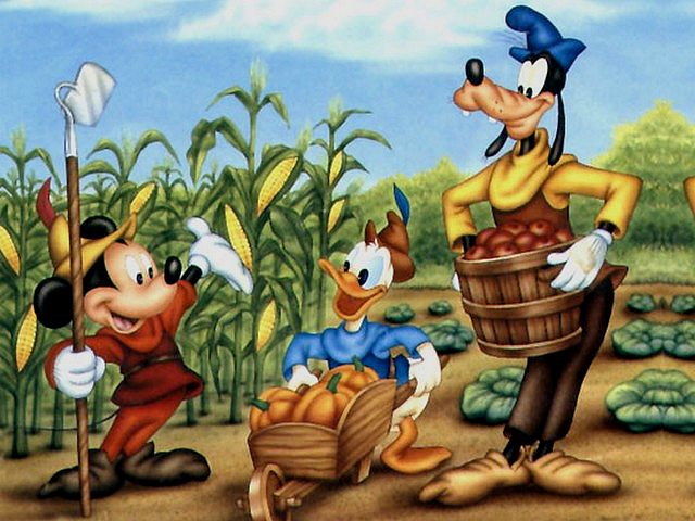 Disney Autumn Mickey Mouse Brigade Leader Wallpaper - A lovely wallpaper with the animated characters by Walt Disney, Mickey Mouse as a brigade leader of Donald Duck and Goofy, which collect harvest in the autumn. - , Disney, autumn, autumns, Mickey, Mouse, brigade, leader, leaders, wallpaper, wallpapers, cartoon, cartoons, nature, natures, holidays, holiday, season, seasons, animated, characters, character, Walt, Disney, Donald, Duck, Goofy, harvest, harvests - A lovely wallpaper with the animated characters by Walt Disney, Mickey Mouse as a brigade leader of Donald Duck and Goofy, which collect harvest in the autumn. Solve free online Disney Autumn Mickey Mouse Brigade Leader Wallpaper puzzle games or send Disney Autumn Mickey Mouse Brigade Leader Wallpaper puzzle game greeting ecards  from puzzles-games.eu.. Disney Autumn Mickey Mouse Brigade Leader Wallpaper puzzle, puzzles, puzzles games, puzzles-games.eu, puzzle games, online puzzle games, free puzzle games, free online puzzle games, Disney Autumn Mickey Mouse Brigade Leader Wallpaper free puzzle game, Disney Autumn Mickey Mouse Brigade Leader Wallpaper online puzzle game, jigsaw puzzles, Disney Autumn Mickey Mouse Brigade Leader Wallpaper jigsaw puzzle, jigsaw puzzle games, jigsaw puzzles games, Disney Autumn Mickey Mouse Brigade Leader Wallpaper puzzle game ecard, puzzles games ecards, Disney Autumn Mickey Mouse Brigade Leader Wallpaper puzzle game greeting ecard
