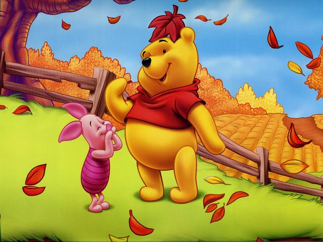 Disney Autumn Piglet and Winnie the Pooh Wallpaper - An autumn wallpaper with Piglet and Winnie the Pooh, the amusing Disney animated heroes, which are enjoying the fall of leaves. - , Disney, autumn, autumns, Piglet, Winnie, Pooh, wallpaper, wallpapers, cartoon, cartoons, nature, natures, holidays, holiday, season, seasons, amusing, Disney, heroes, hero, fall, falls, leaves, leaf - An autumn wallpaper with Piglet and Winnie the Pooh, the amusing Disney animated heroes, which are enjoying the fall of leaves. Solve free online Disney Autumn Piglet and Winnie the Pooh Wallpaper puzzle games or send Disney Autumn Piglet and Winnie the Pooh Wallpaper puzzle game greeting ecards  from puzzles-games.eu.. Disney Autumn Piglet and Winnie the Pooh Wallpaper puzzle, puzzles, puzzles games, puzzles-games.eu, puzzle games, online puzzle games, free puzzle games, free online puzzle games, Disney Autumn Piglet and Winnie the Pooh Wallpaper free puzzle game, Disney Autumn Piglet and Winnie the Pooh Wallpaper online puzzle game, jigsaw puzzles, Disney Autumn Piglet and Winnie the Pooh Wallpaper jigsaw puzzle, jigsaw puzzle games, jigsaw puzzles games, Disney Autumn Piglet and Winnie the Pooh Wallpaper puzzle game ecard, puzzles games ecards, Disney Autumn Piglet and Winnie the Pooh Wallpaper puzzle game greeting ecard