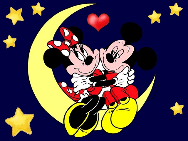 Disney Valentines Day Mickey Mouse with Minnie on Moon Wallpaper - Wallpaper for Valentine's Day with Mickey Mouse in love with  Minnie on the Moon, the most famous and loved animated heroes created in Walt Disney Animation Studios. - , Disney, Valentines, Day, days, Mickey, Mouse, Minnie, moon, moons, wallpaper, wallpapers, cartoons, cartoon, holidays, holiday, festival, festivals, celebrations, celebration, Valentine, love, loves, famous, loved, animated, heroes, hero, Walt, Animation, Studios, studio - Wallpaper for Valentine's Day with Mickey Mouse in love with  Minnie on the Moon, the most famous and loved animated heroes created in Walt Disney Animation Studios. Solve free online Disney Valentines Day Mickey Mouse with Minnie on Moon Wallpaper puzzle games or send Disney Valentines Day Mickey Mouse with Minnie on Moon Wallpaper puzzle game greeting ecards  from puzzles-games.eu.. Disney Valentines Day Mickey Mouse with Minnie on Moon Wallpaper puzzle, puzzles, puzzles games, puzzles-games.eu, puzzle games, online puzzle games, free puzzle games, free online puzzle games, Disney Valentines Day Mickey Mouse with Minnie on Moon Wallpaper free puzzle game, Disney Valentines Day Mickey Mouse with Minnie on Moon Wallpaper online puzzle game, jigsaw puzzles, Disney Valentines Day Mickey Mouse with Minnie on Moon Wallpaper jigsaw puzzle, jigsaw puzzle games, jigsaw puzzles games, Disney Valentines Day Mickey Mouse with Minnie on Moon Wallpaper puzzle game ecard, puzzles games ecards, Disney Valentines Day Mickey Mouse with Minnie on Moon Wallpaper puzzle game greeting ecard