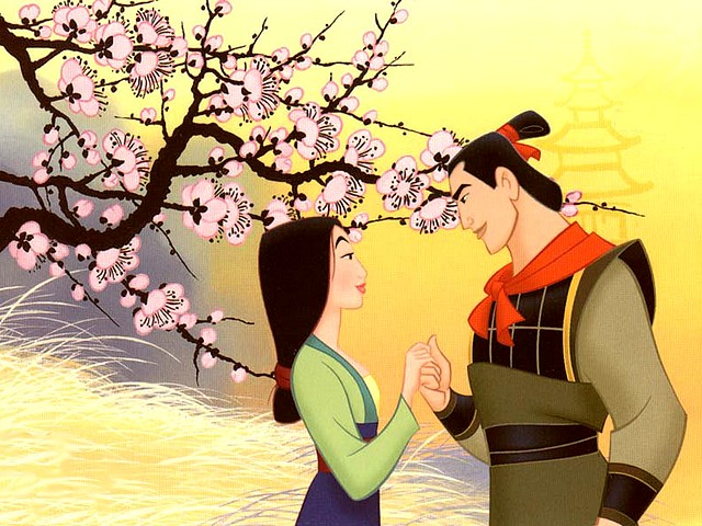 Disney Valentines Day Mulan and  Li Shang Wallpaper - Wallpaper for Valentine's Day with Mulan, the girl warrior and Li Shang, a captain from the Chinese army, heroes of the American animated hit 'Mulan' by Walt Disney (1998). - , Disney, Valentines, Day, days, Mulan, Li, Shang, wallpaper, wallpapers, cartoons, cartoon, holidays, holiday, festival, festivals, celebrations, celebration, Valentine, girl, girls, warrior, warriors, captain, captains, Chinese, army, armies, heroes, hero, American, animated, hit, hits, Walt, 1998 - Wallpaper for Valentine's Day with Mulan, the girl warrior and Li Shang, a captain from the Chinese army, heroes of the American animated hit 'Mulan' by Walt Disney (1998). Solve free online Disney Valentines Day Mulan and  Li Shang Wallpaper puzzle games or send Disney Valentines Day Mulan and  Li Shang Wallpaper puzzle game greeting ecards  from puzzles-games.eu.. Disney Valentines Day Mulan and  Li Shang Wallpaper puzzle, puzzles, puzzles games, puzzles-games.eu, puzzle games, online puzzle games, free puzzle games, free online puzzle games, Disney Valentines Day Mulan and  Li Shang Wallpaper free puzzle game, Disney Valentines Day Mulan and  Li Shang Wallpaper online puzzle game, jigsaw puzzles, Disney Valentines Day Mulan and  Li Shang Wallpaper jigsaw puzzle, jigsaw puzzle games, jigsaw puzzles games, Disney Valentines Day Mulan and  Li Shang Wallpaper puzzle game ecard, puzzles games ecards, Disney Valentines Day Mulan and  Li Shang Wallpaper puzzle game greeting ecard