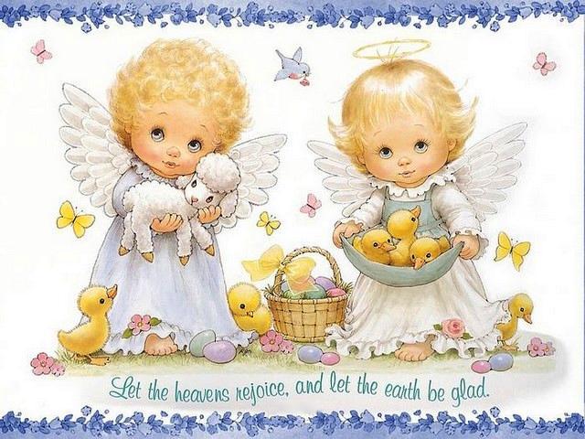 angel greeting cards, Greeting card