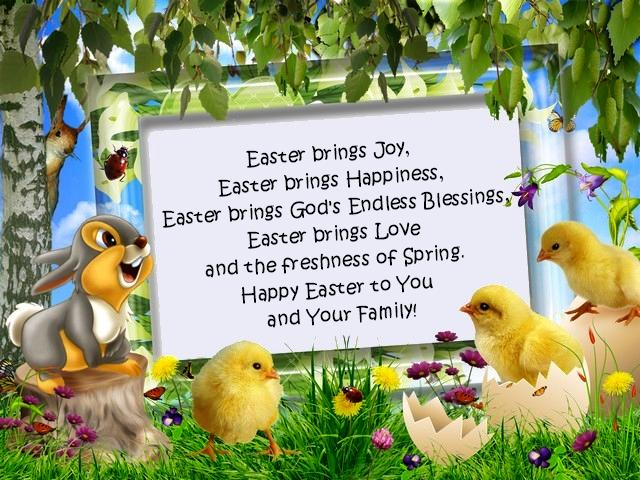 Happy Easter Wishes Greetings Card PuzzlesGameseu puzzles games – Easter Messages for Cards