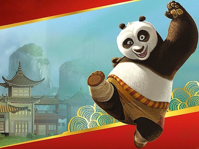 Kung Fu Panda Dragon Warrior Wallpaper - A wallpaper of the Giant panda Po from the animated film 'Kung Fu Panda', trained in the art of Kung fu, becomes the new Dragon Warrior who has to defend the Valley of Peace. - , Kung, Fu, Panda, Dragon, Warrior, warriors, wallpaper, wallpapers, cartoon, cartoons, film, films, movie, movies, picture, pictures, adventure, adventures, comedy, comedies, martial, arts, art, action, actions, giant, pandas, Po, animated, Valley, Peace - A wallpaper of the Giant panda Po from the animated film 'Kung Fu Panda', trained in the art of Kung fu, becomes the new Dragon Warrior who has to defend the Valley of Peace. Solve free online Kung Fu Panda Dragon Warrior Wallpaper puzzle games or send Kung Fu Panda Dragon Warrior Wallpaper puzzle game greeting ecards  from puzzles-games.eu.. Kung Fu Panda Dragon Warrior Wallpaper puzzle, puzzles, puzzles games, puzzles-games.eu, puzzle games, online puzzle games, free puzzle games, free online puzzle games, Kung Fu Panda Dragon Warrior Wallpaper free puzzle game, Kung Fu Panda Dragon Warrior Wallpaper online puzzle game, jigsaw puzzles, Kung Fu Panda Dragon Warrior Wallpaper jigsaw puzzle, jigsaw puzzle games, jigsaw puzzles games, Kung Fu Panda Dragon Warrior Wallpaper puzzle game ecard, puzzles games ecards, Kung Fu Panda Dragon Warrior Wallpaper puzzle game greeting ecard