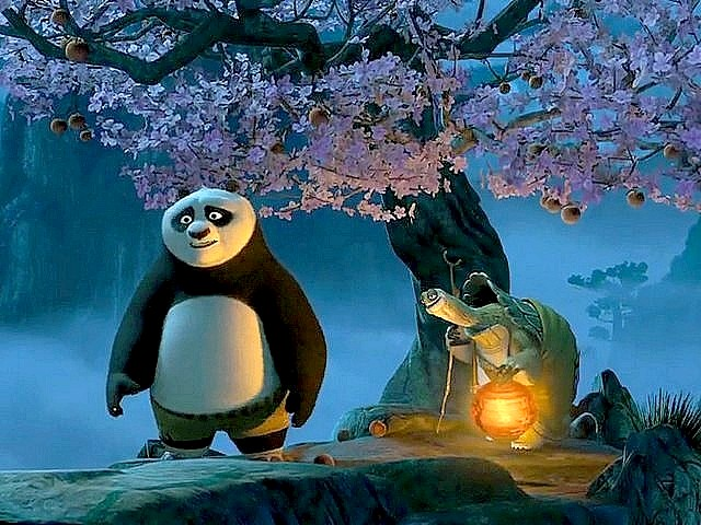 Kung Fu Panda Master Oogway talking with Po - Master Oogway from 'Kung Fu Panta' is talking with Po under the Peach Tree of Heavenly Wisdom which he planted, to commemorate his arriving in China. - , Kung, Fu, Panda, Master, Oogway, Po, cartoon, cartoons, film, films, movie, movies, picture, pictures, adventure, adventures, comedy, comedies, martial, arts, art, action, actions, Peach, Tree, Heavenly, Wisdom, peaches, trees, wisdoms, arriving, arrivings, China - Master Oogway from 'Kung Fu Panta' is talking with Po under the Peach Tree of Heavenly Wisdom which he planted, to commemorate his arriving in China. Solve free online Kung Fu Panda Master Oogway talking with Po puzzle games or send Kung Fu Panda Master Oogway talking with Po puzzle game greeting ecards  from puzzles-games.eu.. Kung Fu Panda Master Oogway talking with Po puzzle, puzzles, puzzles games, puzzles-games.eu, puzzle games, online puzzle games, free puzzle games, free online puzzle games, Kung Fu Panda Master Oogway talking with Po free puzzle game, Kung Fu Panda Master Oogway talking with Po online puzzle game, jigsaw puzzles, Kung Fu Panda Master Oogway talking with Po jigsaw puzzle, jigsaw puzzle games, jigsaw puzzles games, Kung Fu Panda Master Oogway talking with Po puzzle game ecard, puzzles games ecards, Kung Fu Panda Master Oogway talking with Po puzzle game greeting ecard
