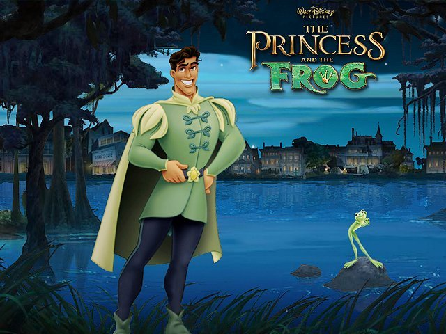 Prince Naveen and Tiana Princess and the Frog Poster - Poster of Prince Naveen and the bewitched as a frog Tiana, on a background with landscape from the New Orleans, in the American animated musical film 'The Princess and the Frog', created by Walt Disney Animation Studios (2009). - , prince, princes, Naveen, Tiana, princess, princesses, frog, frogs, poster, posters, cartoons, cartoon, film, films, movie, movies, landscape, landscapes, New, Orleans, American, animated, musical, musicals, Walt, Disney, Animation, Studios, studio, 2009 - Poster of Prince Naveen and the bewitched as a frog Tiana, on a background with landscape from the New Orleans, in the American animated musical film 'The Princess and the Frog', created by Walt Disney Animation Studios (2009). Solve free online Prince Naveen and Tiana Princess and the Frog Poster puzzle games or send Prince Naveen and Tiana Princess and the Frog Poster puzzle game greeting ecards  from puzzles-games.eu.. Prince Naveen and Tiana Princess and the Frog Poster puzzle, puzzles, puzzles games, puzzles-games.eu, puzzle games, online puzzle games, free puzzle games, free online puzzle games, Prince Naveen and Tiana Princess and the Frog Poster free puzzle game, Prince Naveen and Tiana Princess and the Frog Poster online puzzle game, jigsaw puzzles, Prince Naveen and Tiana Princess and the Frog Poster jigsaw puzzle, jigsaw puzzle games, jigsaw puzzles games, Prince Naveen and Tiana Princess and the Frog Poster puzzle game ecard, puzzles games ecards, Prince Naveen and Tiana Princess and the Frog Poster puzzle game greeting ecard