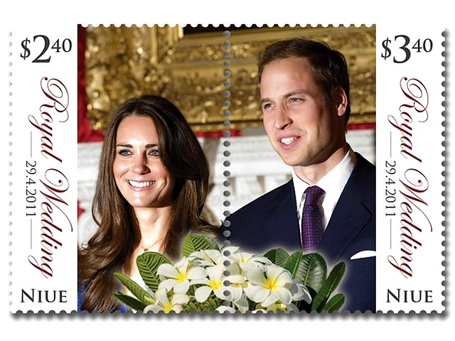 royal wedding england. Royal Wedding England Postage