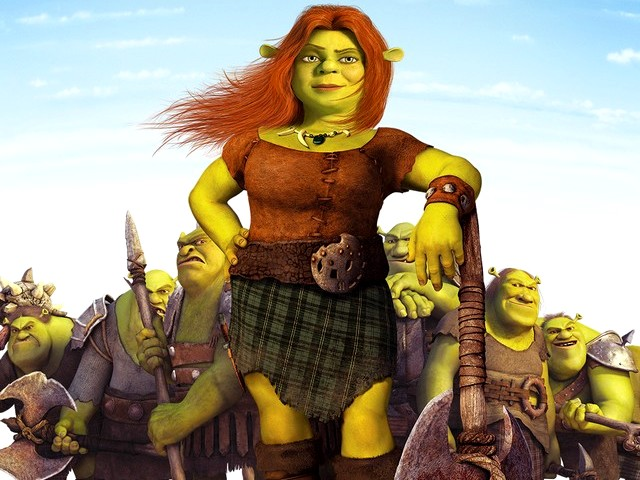Fiona - Shrek 4