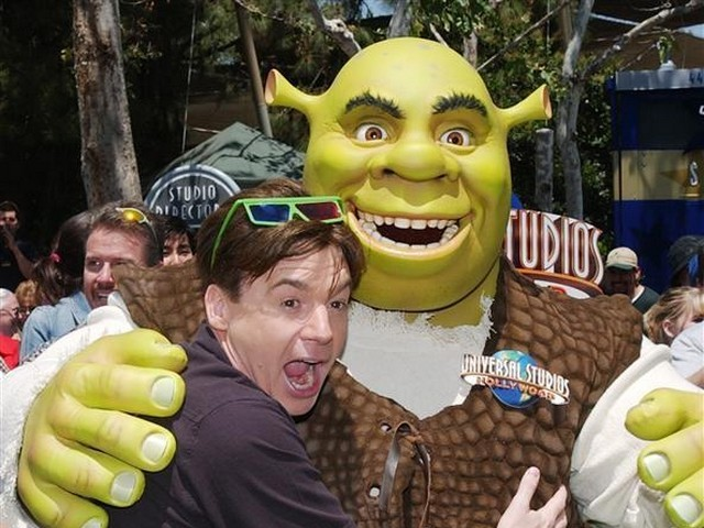 Shrek and Mike Myers - Mike Myers, the voice of Shrek, describes him as a Scottish guy living in Scarboroug for forty years. - , Shrek, Mike, Myers, cartoons, cartoon, movie, movies, film, films, sequel, sequels, serie, series, picture, pictures, voice, voices, Scottish, guy, Scarboroug - Mike Myers, the voice of Shrek, describes him as a Scottish guy living in Scarboroug for forty years. Solve free online Shrek and Mike Myers puzzle games or send Shrek and Mike Myers puzzle game greeting ecards  from puzzles-games.eu.. Shrek and Mike Myers puzzle, puzzles, puzzles games, puzzles-games.eu, puzzle games, online puzzle games, free puzzle games, free online puzzle games, Shrek and Mike Myers free puzzle game, Shrek and Mike Myers online puzzle game, jigsaw puzzles, Shrek and Mike Myers jigsaw puzzle, jigsaw puzzle games, jigsaw puzzles games, Shrek and Mike Myers puzzle game ecard, puzzles games ecards, Shrek and Mike Myers puzzle game greeting ecard
