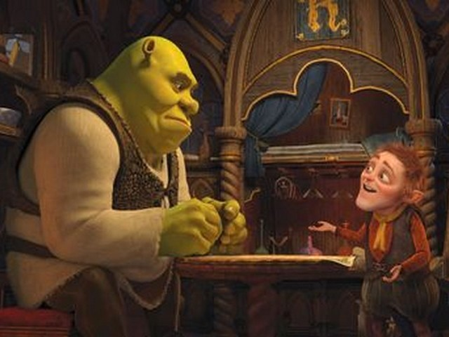 Shrek and Rumpelshtiltshen - Shrek disappointed by the domesticity makes a deal with the devious dwarf Rumpelshtiltshen. - , Shrek, Rumpelshtiltshen, cartoon, cartoons, movie, movies, serie, series, film, films, sequel, sequels, picture, pictures, domesticity, deal, deals, business, dwaf, dwarfs - Shrek disappointed by the domesticity makes a deal with the devious dwarf Rumpelshtiltshen. Solve free online Shrek and Rumpelshtiltshen puzzle games or send Shrek and Rumpelshtiltshen puzzle game greeting ecards  from puzzles-games.eu.. Shrek and Rumpelshtiltshen puzzle, puzzles, puzzles games, puzzles-games.eu, puzzle games, online puzzle games, free puzzle games, free online puzzle games, Shrek and Rumpelshtiltshen free puzzle game, Shrek and Rumpelshtiltshen online puzzle game, jigsaw puzzles, Shrek and Rumpelshtiltshen jigsaw puzzle, jigsaw puzzle games, jigsaw puzzles games, Shrek and Rumpelshtiltshen puzzle game ecard, puzzles games ecards, Shrek and Rumpelshtiltshen puzzle game greeting ecard