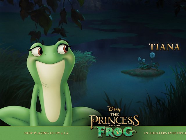 Tiana Princess and the Frog Poster - Poster with the bewitched as a frog Tiana in the Bayou, a main character in the American animated musical film 'The Princess and the Frog' created by Walt Disney Animation Studios (2009). - , Tiana, princess, princesses, frog, frogs, poster, posters, cartoons, cartoon, film, films, movie, movies, Bayou, main, character, characters, American, animated, musical, musicals, Walt, Disney, Animation, Studios, studio, 2009 - Poster with the bewitched as a frog Tiana in the Bayou, a main character in the American animated musical film 'The Princess and the Frog' created by Walt Disney Animation Studios (2009). Решайте бесплатные онлайн Tiana Princess and the Frog Poster пазлы игры или отправьте Tiana Princess and the Frog Poster пазл игру приветственную открытку  из puzzles-games.eu.. Tiana Princess and the Frog Poster пазл, пазлы, пазлы игры, puzzles-games.eu, пазл игры, онлайн пазл игры, игры пазлы бесплатно, бесплатно онлайн пазл игры, Tiana Princess and the Frog Poster бесплатно пазл игра, Tiana Princess and the Frog Poster онлайн пазл игра , jigsaw puzzles, Tiana Princess and the Frog Poster jigsaw puzzle, jigsaw puzzle games, jigsaw puzzles games, Tiana Princess and the Frog Poster пазл игра открытка, пазлы игры открытки, Tiana Princess and the Frog Poster пазл игра приветственная открытка