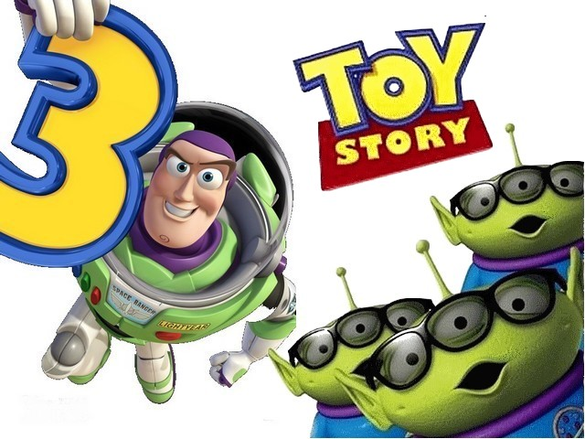Toy Story 3 Buzz and Aliens Puzzle Games Online Nature