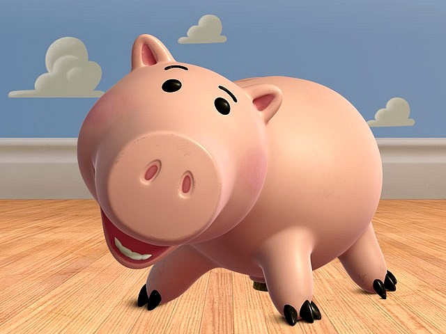 Toy Story 3 Hamm Piglet-Box Wallpaper - Wallpaper of Hamm (piggy bank), a box in shape of piglet (voiced by John Ratzenberger) from the American animated comedy film 'Toy Story 3'. - , toy, toys, story, stories, Hamm, wallpaper, wallpapers, cartoon, cartoons, film, films, movie, movies, picture, pictures, sequel, sequels, serie, series, piggy, bank, banks, box, boxes, shape, shapes, piglet, piglets, John, Ratzenberger, American, animated, comedy, comedies - Wallpaper of Hamm (piggy bank), a box in shape of piglet (voiced by John Ratzenberger) from the American animated comedy film 'Toy Story 3'. Solve free online Toy Story 3 Hamm Piglet-Box Wallpaper puzzle games or send Toy Story 3 Hamm Piglet-Box Wallpaper puzzle game greeting ecards  from puzzles-games.eu.. Toy Story 3 Hamm Piglet-Box Wallpaper puzzle, puzzles, puzzles games, puzzles-games.eu, puzzle games, online puzzle games, free puzzle games, free online puzzle games, Toy Story 3 Hamm Piglet-Box Wallpaper free puzzle game, Toy Story 3 Hamm Piglet-Box Wallpaper online puzzle game, jigsaw puzzles, Toy Story 3 Hamm Piglet-Box Wallpaper jigsaw puzzle, jigsaw puzzle games, jigsaw puzzles games, Toy Story 3 Hamm Piglet-Box Wallpaper puzzle game ecard, puzzles games ecards, Toy Story 3 Hamm Piglet-Box Wallpaper puzzle game greeting ecard
