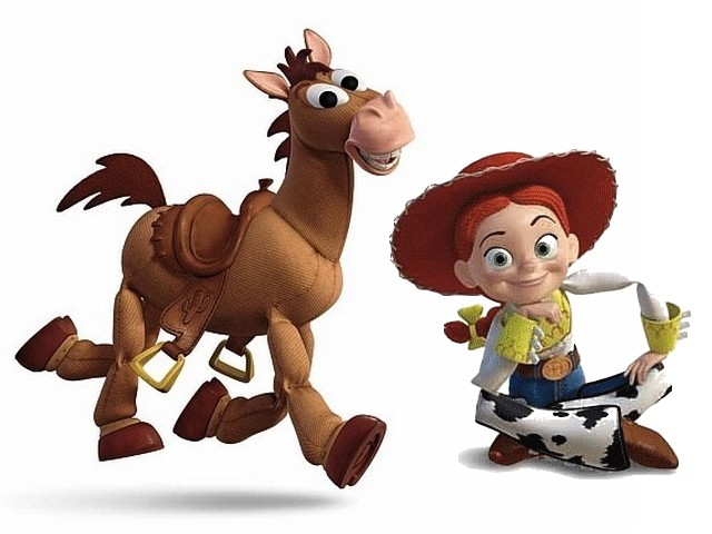 Toy Story 3 Horse Bullseye and Jessie - The Horse Bullseye (Sheriff Woody's horse) and Jessie (voiced by Joan Cusack) from 'Toy Story 3'. - , Toy, Story, 3, Horse, Bullseye, Jessie, cartoon, cartoons, film, films, movie, movies, picture, pictures, sequel, sequels, serie, series, Sheriff, Woody, horses, Joan, Cusack - The Horse Bullseye (Sheriff Woody's horse) and Jessie (voiced by Joan Cusack) from 'Toy Story 3'. Подреждайте безплатни онлайн Toy Story 3 Horse Bullseye and Jessie пъзел игри или изпратете Toy Story 3 Horse Bullseye and Jessie пъзел игра поздравителна картичка  от puzzles-games.eu.. Toy Story 3 Horse Bullseye and Jessie пъзел, пъзели, пъзели игри, puzzles-games.eu, пъзел игри, online пъзел игри, free пъзел игри, free online пъзел игри, Toy Story 3 Horse Bullseye and Jessie free пъзел игра, Toy Story 3 Horse Bullseye and Jessie online пъзел игра, jigsaw puzzles, Toy Story 3 Horse Bullseye and Jessie jigsaw puzzle, jigsaw puzzle games, jigsaw puzzles games, Toy Story 3 Horse Bullseye and Jessie пъзел игра картичка, пъзели игри картички, Toy Story 3 Horse Bullseye and Jessie пъзел игра поздравителна картичка