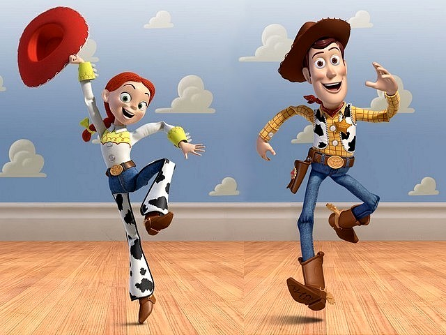 Toy Story 3 Jessie and Woody Wallpaper - Wallpaper with Jessie (voiced by Joan Cusack) and sherif Woody (voiced by Tom Hanks), the main protagonists from the American animated series 'Toy Story 3', produced by Pixar Animation Studios and directed by Lee Unkrich (2010). - , toy, toys, story, stories, Jessie, Woody, wallpaper, wallpapers, cartoon, cartoons, film, films, movie, movies, picture, pictures, sequel, sequels, serie, series, Joan, Cusack, sherif, Tom, Hanks, main, protagonists, protagonist, American, animated, Pixar, Animation, Studios, studio, Lee, Unkrich, 2010 - Wallpaper with Jessie (voiced by Joan Cusack) and sherif Woody (voiced by Tom Hanks), the main protagonists from the American animated series 'Toy Story 3', produced by Pixar Animation Studios and directed by Lee Unkrich (2010). Solve free online Toy Story 3 Jessie and Woody Wallpaper puzzle games or send Toy Story 3 Jessie and Woody Wallpaper puzzle game greeting ecards  from puzzles-games.eu.. Toy Story 3 Jessie and Woody Wallpaper puzzle, puzzles, puzzles games, puzzles-games.eu, puzzle games, online puzzle games, free puzzle games, free online puzzle games, Toy Story 3 Jessie and Woody Wallpaper free puzzle game, Toy Story 3 Jessie and Woody Wallpaper online puzzle game, jigsaw puzzles, Toy Story 3 Jessie and Woody Wallpaper jigsaw puzzle, jigsaw puzzle games, jigsaw puzzles games, Toy Story 3 Jessie and Woody Wallpaper puzzle game ecard, puzzles games ecards, Toy Story 3 Jessie and Woody Wallpaper puzzle game greeting ecard