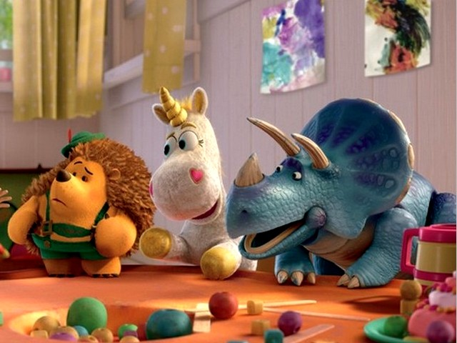 Toy Story 3 Mr.Pricklepants Buttercup Trixie - Mr.Pricklepants,