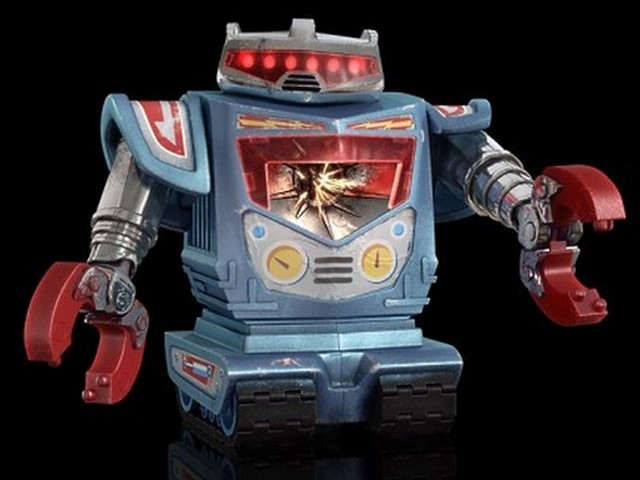 Toy Story 3 Sparks - The toy robot Sparks from the new 3D animated film 'Toy Story 3' voiced by Jan Rabson. - , Toy, Story, 3, Sparks, cartoons, cartoon, film, films, movie, movies, picture, pictures, sequel, sequels, serie, series, animated, 3D, robot, robots, Jan, Rabson, toys - The toy robot Sparks from the new 3D animated film 'Toy Story 3' voiced by Jan Rabson. Solve free online Toy Story 3 Sparks puzzle games or send Toy Story 3 Sparks puzzle game greeting ecards  from puzzles-games.eu.. Toy Story 3 Sparks puzzle, puzzles, puzzles games, puzzles-games.eu, puzzle games, online puzzle games, free puzzle games, free online puzzle games, Toy Story 3 Sparks free puzzle game, Toy Story 3 Sparks online puzzle game, jigsaw puzzles, Toy Story 3 Sparks jigsaw puzzle, jigsaw puzzle games, jigsaw puzzles games, Toy Story 3 Sparks puzzle game ecard, puzzles games ecards, Toy Story 3 Sparks puzzle game greeting ecard