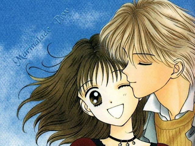 Valentines Day Marmalade Boy Wallpaper - Wallpaper for Valentine's Day with Miki Koishikawa, cheerful girl with good heart and Yuu Matsura, smart and athletic boy, main protagonists in 'Marmalade Boy', manga series by Wataru Yoshizumi (1992-1995). - , Valentines, day, days, marmalade, boy, boys, wallpaper, wallpapers, cartoons, cartoon, holidays, holiday, feast, feasts, festival, festivals, festivity, festivities, celebrations, celebration, Miki, Koishikawa, cheerful, girl, girls, good, heart, hearts, Yuu, Matsura, smart, athletic, main, protagonists, protagonist, manga, series, serie, Wataru, Yoshizumi, 1992, 1995 - Wallpaper for Valentine's Day with Miki Koishikawa, cheerful girl with good heart and Yuu Matsura, smart and athletic boy, main protagonists in 'Marmalade Boy', manga series by Wataru Yoshizumi (1992-1995). Solve free online Valentines Day Marmalade Boy Wallpaper puzzle games or send Valentines Day Marmalade Boy Wallpaper puzzle game greeting ecards  from puzzles-games.eu.. Valentines Day Marmalade Boy Wallpaper puzzle, puzzles, puzzles games, puzzles-games.eu, puzzle games, online puzzle games, free puzzle games, free online puzzle games, Valentines Day Marmalade Boy Wallpaper free puzzle game, Valentines Day Marmalade Boy Wallpaper online puzzle game, jigsaw puzzles, Valentines Day Marmalade Boy Wallpaper jigsaw puzzle, jigsaw puzzle games, jigsaw puzzles games, Valentines Day Marmalade Boy Wallpaper puzzle game ecard, puzzles games ecards, Valentines Day Marmalade Boy Wallpaper puzzle game greeting ecard