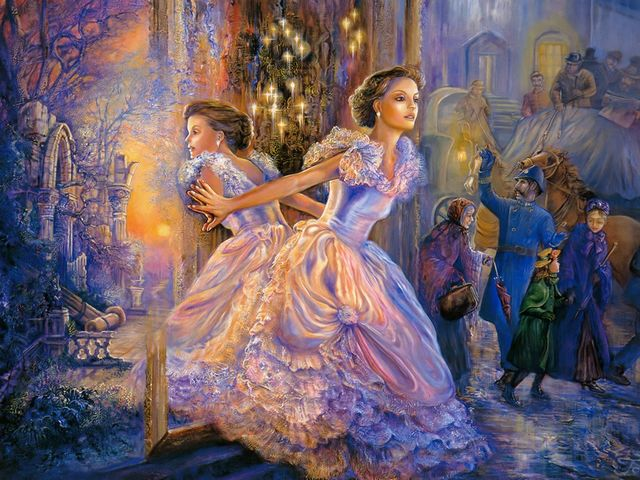 Alternative Reality by Josephine Wall - 'Alternative Reality' is a beautiful painting by the popular English artist and sculptor Josephine Wall (born May 1947 in Farnham, Surrey, UK), depicting with imagination and romanticism, the reflection of a charming girl, who is standing hesitantly in a mysterious mirror portal. In the Fantasy World of Josephine Wall, she should made her choice between the two worlds and decide to which reality she belongs, of the Victorian London or back to the palace, where once she was a princess. - , alternative, reality, realities, Josephine, Wall, art, arts, beautiful, painting, paintings, popular, English, artist, artists, sculptor, sculptors, May, 1947, Farnham, Surrey, UK, imagination, romanticism, reflection, reflections, charming, girl, girls, hesitantly, mysterious, mirror, portal, portals, fantasy, world, choice, worlds, Victorian, London, palace, palaces, princess, princesses - 'Alternative Reality' is a beautiful painting by the popular English artist and sculptor Josephine Wall (born May 1947 in Farnham, Surrey, UK), depicting with imagination and romanticism, the reflection of a charming girl, who is standing hesitantly in a mysterious mirror portal. In the Fantasy World of Josephine Wall, she should made her choice between the two worlds and decide to which reality she belongs, of the Victorian London or back to the palace, where once she was a princess. Solve free online Alternative Reality by Josephine Wall puzzle games or send Alternative Reality by Josephine Wall puzzle game greeting ecards  from puzzles-games.eu.. Alternative Reality by Josephine Wall puzzle, puzzles, puzzles games, puzzles-games.eu, puzzle games, online puzzle games, free puzzle games, free online puzzle games, Alternative Reality by Josephine Wall free puzzle game, Alternative Reality by Josephine Wall online puzzle game, jigsaw puzzles, Alternative Reality by Josephine Wall jigsaw puzzle, jigsaw puzzle games, jigsaw puzzles games, Alternative Reality by Josephine Wall puzzle game ecard, puzzles games ecards, Alternative Reality by Josephine Wall puzzle game greeting ecard