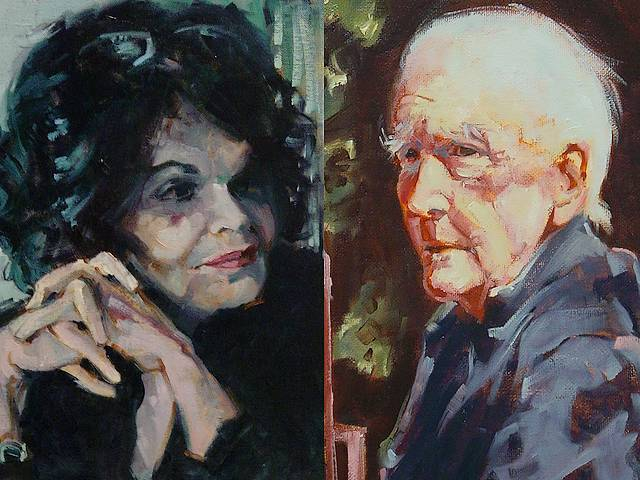 Audre Hallum and Daddy by Susan Smolensky - Portraits of 'Audre Hallum', the cousin with remarkable beauty and delicate pale skin which is framed by gorgeous black hair and of 'Daddy' ('My Father'), paintings by Susan Smolensky, who is living and working in Reno, Nevada, United States, a member of the esteemed group of artists known as '10 Everyday Painters'. - , Audre, Hallum, daddy, daddies, Susan, Smolensky, art, arts, portraits, portrait, cousin, cousins, remarkable, beauty, beauties, delicate, pale, skin, skins, framed, gorgeous, black, hair, hairs, father, fathers, paintings, painting, Reno, Nevada, United, States, member, members, esteemed, group, groups, artists, artist, everyday, painters, painter - Portraits of 'Audre Hallum', the cousin with remarkable beauty and delicate pale skin which is framed by gorgeous black hair and of 'Daddy' ('My Father'), paintings by Susan Smolensky, who is living and working in Reno, Nevada, United States, a member of the esteemed group of artists known as '10 Everyday Painters'. Solve free online Audre Hallum and Daddy by Susan Smolensky puzzle games or send Audre Hallum and Daddy by Susan Smolensky puzzle game greeting ecards  from puzzles-games.eu.. Audre Hallum and Daddy by Susan Smolensky puzzle, puzzles, puzzles games, puzzles-games.eu, puzzle games, online puzzle games, free puzzle games, free online puzzle games, Audre Hallum and Daddy by Susan Smolensky free puzzle game, Audre Hallum and Daddy by Susan Smolensky online puzzle game, jigsaw puzzles, Audre Hallum and Daddy by Susan Smolensky jigsaw puzzle, jigsaw puzzle games, jigsaw puzzles games, Audre Hallum and Daddy by Susan Smolensky puzzle game ecard, puzzles games ecards, Audre Hallum and Daddy by Susan Smolensky puzzle game greeting ecard