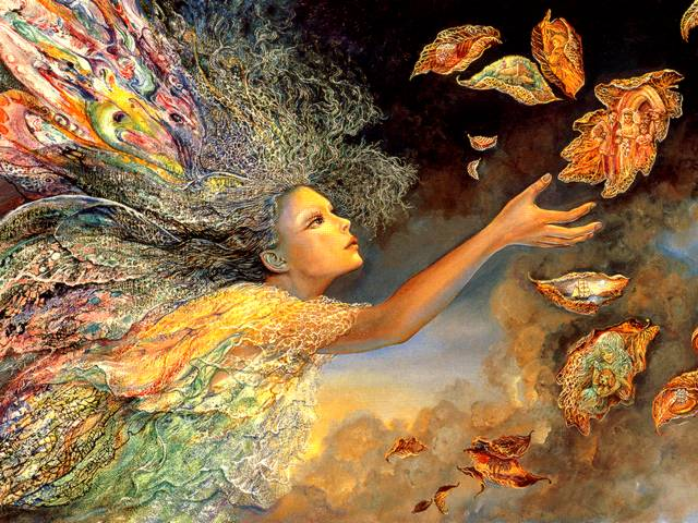 Catching Wishes by Josephine Wall - 'Catching Wishes' is a gorgeous illustration by the popular English fantasy artist Josephine Wall, depicting a fairy which is trying to catch leaves, filled with desires and dreams, carried by the breeze of the peace and harmony.<br /> According to the belief, if you catch a leaf before it reaches the ground, you are entitled to a wish. All things are possible if you believe. - , catching, wishes, wish, Josephine, Wall, art, arts, gorgeous, illustration, illustrations, popular, English, fantasy, artist, artists, fairy, fairies, leaves, leaf, desires, desire, dreams, dream, breeze, peace, harmony, belief, beliefs, ground - 'Catching Wishes' is a gorgeous illustration by the popular English fantasy artist Josephine Wall, depicting a fairy which is trying to catch leaves, filled with desires and dreams, carried by the breeze of the peace and harmony.<br /> According to the belief, if you catch a leaf before it reaches the ground, you are entitled to a wish. All things are possible if you believe. Solve free online Catching Wishes by Josephine Wall puzzle games or send Catching Wishes by Josephine Wall puzzle game greeting ecards  from puzzles-games.eu.. Catching Wishes by Josephine Wall puzzle, puzzles, puzzles games, puzzles-games.eu, puzzle games, online puzzle games, free puzzle games, free online puzzle games, Catching Wishes by Josephine Wall free puzzle game, Catching Wishes by Josephine Wall online puzzle game, jigsaw puzzles, Catching Wishes by Josephine Wall jigsaw puzzle, jigsaw puzzle games, jigsaw puzzles games, Catching Wishes by Josephine Wall puzzle game ecard, puzzles games ecards, Catching Wishes by Josephine Wall puzzle game greeting ecard