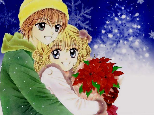 Christmas Winter Sonata Ultra Maniac Wallpaper - 'Winter Sonata', a Christmas wallpaper with Nina Sakura and Tetsushi Kaji, heroes from the manga series Ultra Maniac (Magical Girl), written by Wataru Yoshizumi, that involves fantasy, drama and romance. - , Christmas, winter, sonata, sonatas, Ultra, Maniac, wallpaper, wallpapers, art, arts, cartoons, cartoon, holiday, holidays, feast, feasts, party, parties, festivity, festivities, celebration, celebrations, seasons, season, Nina, Sakura, Tetsushi, Kaji, heroes, hero, manga, series, serie, Magical, Girl, Wataru, Yoshizumi, fantasy, fantasies, drama, dramas, romance, romances - 'Winter Sonata', a Christmas wallpaper with Nina Sakura and Tetsushi Kaji, heroes from the manga series Ultra Maniac (Magical Girl), written by Wataru Yoshizumi, that involves fantasy, drama and romance. Solve free online Christmas Winter Sonata Ultra Maniac Wallpaper puzzle games or send Christmas Winter Sonata Ultra Maniac Wallpaper puzzle game greeting ecards  from puzzles-games.eu.. Christmas Winter Sonata Ultra Maniac Wallpaper puzzle, puzzles, puzzles games, puzzles-games.eu, puzzle games, online puzzle games, free puzzle games, free online puzzle games, Christmas Winter Sonata Ultra Maniac Wallpaper free puzzle game, Christmas Winter Sonata Ultra Maniac Wallpaper online puzzle game, jigsaw puzzles, Christmas Winter Sonata Ultra Maniac Wallpaper jigsaw puzzle, jigsaw puzzle games, jigsaw puzzles games, Christmas Winter Sonata Ultra Maniac Wallpaper puzzle game ecard, puzzles games ecards, Christmas Winter Sonata Ultra Maniac Wallpaper puzzle game greeting ecard