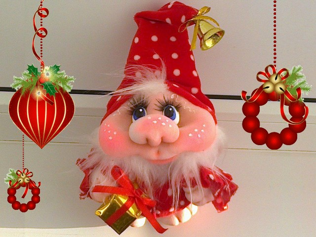 Christmas gnome - 'Christmas gnome' is a nice textile Christmas toy, made by Raya Askhadulina from Chelyabinsk, Russia, designed for New Year's interior decoration, which creates a festive mood. - , Christmas, gnome, gnomes, art, arts, holiday, holidays, nice, textile, toy, toys, Raya, Askhadulina, Chelyabinsk, Russia, New, Year, years, interior, decoration, decorations, festive, mood, moods - 'Christmas gnome' is a nice textile Christmas toy, made by Raya Askhadulina from Chelyabinsk, Russia, designed for New Year's interior decoration, which creates a festive mood. Solve free online Christmas gnome puzzle games or send Christmas gnome puzzle game greeting ecards  from puzzles-games.eu.. Christmas gnome puzzle, puzzles, puzzles games, puzzles-games.eu, puzzle games, online puzzle games, free puzzle games, free online puzzle games, Christmas gnome free puzzle game, Christmas gnome online puzzle game, jigsaw puzzles, Christmas gnome jigsaw puzzle, jigsaw puzzle games, jigsaw puzzles games, Christmas gnome puzzle game ecard, puzzles games ecards, Christmas gnome puzzle game greeting ecard