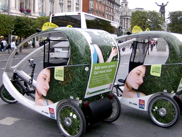 Eco Cabs Pick up Point - An Eco Cabs 'Pick-up-Point' in Dublin, Ireland. The Eco Cabs are modern, mobile and free of charge tricycles service, operating every day during busy hours from April 1st to December 31st. - , Eco, Cabs, cab, Pick-up-Point, bikes, bike, bicycle, bicycles, motor, cycle, cycles, roadster, roadsters, motorcycle, motorcycles, wheels, tricycles, tricycle, Dublin, Ireland - An Eco Cabs 'Pick-up-Point' in Dublin, Ireland. The Eco Cabs are modern, mobile and free of charge tricycles service, operating every day during busy hours from April 1st to December 31st. Solve free online Eco Cabs Pick up Point puzzle games or send Eco Cabs Pick up Point puzzle game greeting ecards  from puzzles-games.eu.. Eco Cabs Pick up Point puzzle, puzzles, puzzles games, puzzles-games.eu, puzzle games, online puzzle games, free puzzle games, free online puzzle games, Eco Cabs Pick up Point free puzzle game, Eco Cabs Pick up Point online puzzle game, jigsaw puzzles, Eco Cabs Pick up Point jigsaw puzzle, jigsaw puzzle games, jigsaw puzzles games, Eco Cabs Pick up Point puzzle game ecard, puzzles games ecards, Eco Cabs Pick up Point puzzle game greeting ecard