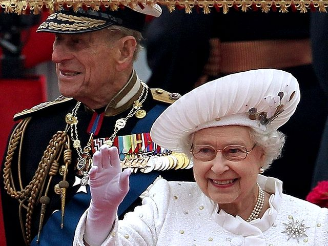 Queen Elizabeth II and Prince Philip during Diamond Jubilee River Pageant - Britain's Queen Elizabeth II and Prince Philip during their journey on royal barge 'Spirit of Chartwell' (June 3, 2012), in the Diamond Jubilee River Pageant, with a spectacular flotilla of 1,000 boats. - , queen, queens, Elizabeth, II, prince, princes, Philip, diamond, diamonds, jubilee, river, rivers, pageant, pageants, celebrities, celebrity, holidays, holiday, feast, feasts, commemoration, commemorations, celebration, celebrations, journey, journeys, royal, barge, barges, Spirit, spirits, Chartwell, June, 2012, spectacular, flotilla, flotillas, boats, boat - Britain's Queen Elizabeth II and Prince Philip during their journey on royal barge 'Spirit of Chartwell' (June 3, 2012), in the Diamond Jubilee River Pageant, with a spectacular flotilla of 1,000 boats. Solve free online Queen Elizabeth II and Prince Philip during Diamond Jubilee River Pageant puzzle games or send Queen Elizabeth II and Prince Philip during Diamond Jubilee River Pageant puzzle game greeting ecards  from puzzles-games.eu.. Queen Elizabeth II and Prince Philip during Diamond Jubilee River Pageant puzzle, puzzles, puzzles games, puzzles-games.eu, puzzle games, online puzzle games, free puzzle games, free online puzzle games, Queen Elizabeth II and Prince Philip during Diamond Jubilee River Pageant free puzzle game, Queen Elizabeth II and Prince Philip during Diamond Jubilee River Pageant online puzzle game, jigsaw puzzles, Queen Elizabeth II and Prince Philip during Diamond Jubilee River Pageant jigsaw puzzle, jigsaw puzzle games, jigsaw puzzles games, Queen Elizabeth II and Prince Philip during Diamond Jubilee River Pageant puzzle game ecard, puzzles games ecards, Queen Elizabeth II and Prince Philip during Diamond Jubilee River Pageant puzzle game greeting ecard