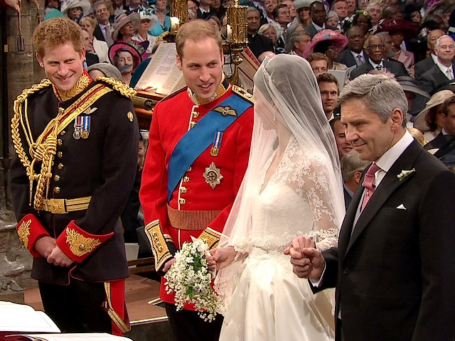 Prince+william+and+harry+royal+wedding