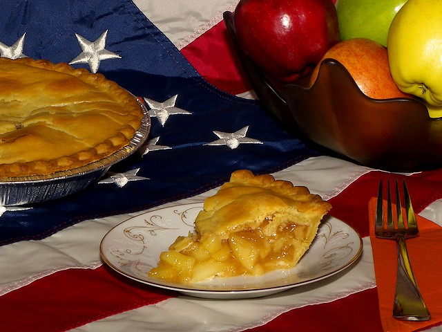 4th of July American Apple Pie - An American apple pie is a delectable dessert and an integral part on the festive table during celebration of 4th of July, the Independence Day, one of America's greatest celebrations. - , 4th, Fourth, July, American, apple, apples, pie, pies, food, foods, holidays, holiday, places, place, commemoration, commemorations, celebration, celebrations, event, events, show, shows, tour, tours, travel, travels, trip, trips, delectable, dessert, desserts, integral, part, parts, festive, table, tables, Independence, day, days, America, greatest - An American apple pie is a delectable dessert and an integral part on the festive table during celebration of 4th of July, the Independence Day, one of America's greatest celebrations. Solve free online 4th of July American Apple Pie puzzle games or send 4th of July American Apple Pie puzzle game greeting ecards  from puzzles-games.eu.. 4th of July American Apple Pie puzzle, puzzles, puzzles games, puzzles-games.eu, puzzle games, online puzzle games, free puzzle games, free online puzzle games, 4th of July American Apple Pie free puzzle game, 4th of July American Apple Pie online puzzle game, jigsaw puzzles, 4th of July American Apple Pie jigsaw puzzle, jigsaw puzzle games, jigsaw puzzles games, 4th of July American Apple Pie puzzle game ecard, puzzles games ecards, 4th of July American Apple Pie puzzle game greeting ecard