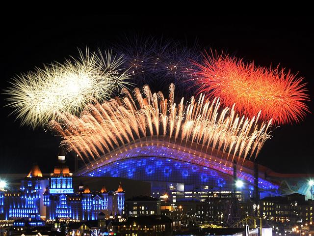 2014 Winter Olympics Opening Ceremony Fireworks over Fisht Olympic Stadium Sochi Russia - Fireworks explode over the Fisht Olympic Stadium at the Olympic Park during the opening ceremony of the Winter Olympics in Sochi, Russia, on February 7th, 2014. - , 2014, Winter, Olympics, Opening, ceremony, ceremonies, fireworks, firework, Fisht, olympic, stadium, stadiums, Sochi, Russia, show, shows, sport, sports, park, parks, February - Fireworks explode over the Fisht Olympic Stadium at the Olympic Park during the opening ceremony of the Winter Olympics in Sochi, Russia, on February 7th, 2014. Solve free online 2014 Winter Olympics Opening Ceremony Fireworks over Fisht Olympic Stadium Sochi Russia puzzle games or send 2014 Winter Olympics Opening Ceremony Fireworks over Fisht Olympic Stadium Sochi Russia puzzle game greeting ecards  from puzzles-games.eu.. 2014 Winter Olympics Opening Ceremony Fireworks over Fisht Olympic Stadium Sochi Russia puzzle, puzzles, puzzles games, puzzles-games.eu, puzzle games, online puzzle games, free puzzle games, free online puzzle games, 2014 Winter Olympics Opening Ceremony Fireworks over Fisht Olympic Stadium Sochi Russia free puzzle game, 2014 Winter Olympics Opening Ceremony Fireworks over Fisht Olympic Stadium Sochi Russia online puzzle game, jigsaw puzzles, 2014 Winter Olympics Opening Ceremony Fireworks over Fisht Olympic Stadium Sochi Russia jigsaw puzzle, jigsaw puzzle games, jigsaw puzzles games, 2014 Winter Olympics Opening Ceremony Fireworks over Fisht Olympic Stadium Sochi Russia puzzle game ecard, puzzles games ecards, 2014 Winter Olympics Opening Ceremony Fireworks over Fisht Olympic Stadium Sochi Russia puzzle game greeting ecard