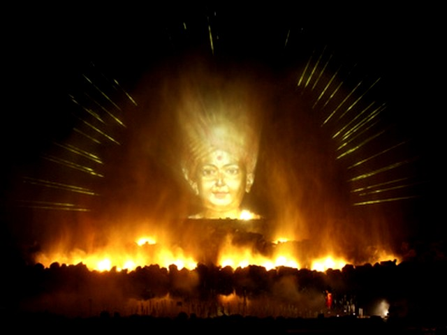 Akshardham Temple Water Show a Hindu God - A Hindu God presented at the spectacular water show by effects on fire, sound laser and fountains' doplets at Akshardham Temple in Gandhinagar, Gujarat, India (April, 2010). - , Akshardham, Temple, Water, Show, shows, Hindu, God, Gandhinagar, Gujarat, India - A Hindu God presented at the spectacular water show by effects on fire, sound laser and fountains' doplets at Akshardham Temple in Gandhinagar, Gujarat, India (April, 2010). Solve free online Akshardham Temple Water Show a Hindu God puzzle games or send Akshardham Temple Water Show a Hindu God puzzle game greeting ecards  from puzzles-games.eu.. Akshardham Temple Water Show a Hindu God puzzle, puzzles, puzzles games, puzzles-games.eu, puzzle games, online puzzle games, free puzzle games, free online puzzle games, Akshardham Temple Water Show a Hindu God free puzzle game, Akshardham Temple Water Show a Hindu God online puzzle game, jigsaw puzzles, Akshardham Temple Water Show a Hindu God jigsaw puzzle, jigsaw puzzle games, jigsaw puzzles games, Akshardham Temple Water Show a Hindu God puzzle game ecard, puzzles games ecards, Akshardham Temple Water Show a Hindu God puzzle game greeting ecard