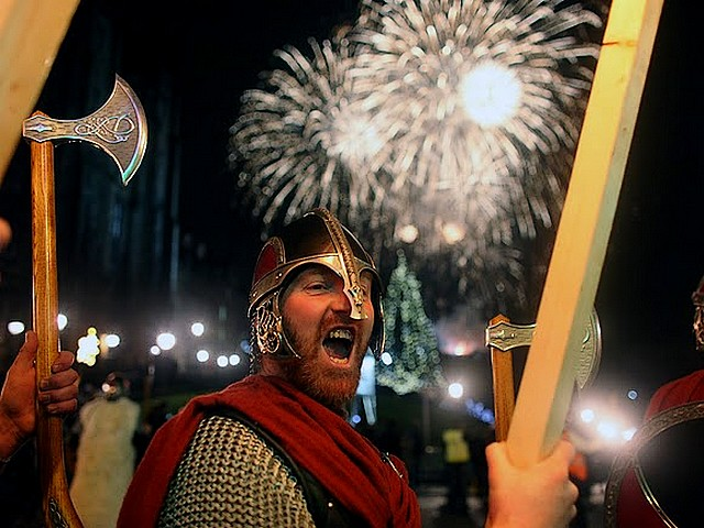 Man dressed as Viking on Princess Street in Edinburgh Scotland - Man dressed as Viking leads the torchlight procession on 'Princess Street' in Edinburgh during celebrations of the New Year in Scotland on December 30, 2010. - , man, men, viking, vikings, Princess, Street, streets, Edinburgh, Scotland, show, shows, holidays, holiday, festival, festivals, celebrations, celebration, travel, travels, tour, tours, entertainment, entertainments, torchlight, procession, processions, New, Year, December, 2010 - Man dressed as Viking leads the torchlight procession on 'Princess Street' in Edinburgh during celebrations of the New Year in Scotland on December 30, 2010. Solve free online Man dressed as Viking on Princess Street in Edinburgh Scotland puzzle games or send Man dressed as Viking on Princess Street in Edinburgh Scotland puzzle game greeting ecards  from puzzles-games.eu.. Man dressed as Viking on Princess Street in Edinburgh Scotland puzzle, puzzles, puzzles games, puzzles-games.eu, puzzle games, online puzzle games, free puzzle games, free online puzzle games, Man dressed as Viking on Princess Street in Edinburgh Scotland free puzzle game, Man dressed as Viking on Princess Street in Edinburgh Scotland online puzzle game, jigsaw puzzles, Man dressed as Viking on Princess Street in Edinburgh Scotland jigsaw puzzle, jigsaw puzzle games, jigsaw puzzles games, Man dressed as Viking on Princess Street in Edinburgh Scotland puzzle game ecard, puzzles games ecards, Man dressed as Viking on Princess Street in Edinburgh Scotland puzzle game greeting ecard