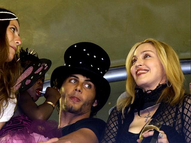 carnival brazil 2010. Rio Carnival Brazil Madonna
