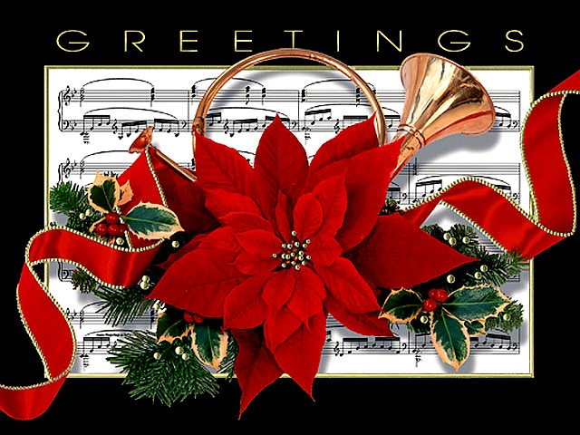 Christmas Card Poinsettia Music Sheet and Horn - Christmas Card with a bright red poinsettia, music sheet and yuletide horn. - , Christmas, card, cards, Poinsettia, music, sheet, sheets, horn, horns, holidays, holiday, festival, festivals, celebrations, celebration, Christianity, Jesus, Christ, birthday, birthdays, nativity, adoration, bright, red, yuletide - Christmas Card with a bright red poinsettia, music sheet and yuletide horn. Решайте бесплатные онлайн Christmas Card Poinsettia Music Sheet and Horn пазлы игры или отправьте Christmas Card Poinsettia Music Sheet and Horn пазл игру приветственную открытку  из puzzles-games.eu.. Christmas Card Poinsettia Music Sheet and Horn пазл, пазлы, пазлы игры, puzzles-games.eu, пазл игры, онлайн пазл игры, игры пазлы бесплатно, бесплатно онлайн пазл игры, Christmas Card Poinsettia Music Sheet and Horn бесплатно пазл игра, Christmas Card Poinsettia Music Sheet and Horn онлайн пазл игра , jigsaw puzzles, Christmas Card Poinsettia Music Sheet and Horn jigsaw puzzle, jigsaw puzzle games, jigsaw puzzles games, Christmas Card Poinsettia Music Sheet and Horn пазл игра открытка, пазлы игры открытки, Christmas Card Poinsettia Music Sheet and Horn пазл игра приветственная открытка