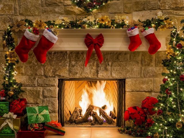 Christmas Fireplace Decoration - When we celebrate Christmas, traditionally the fireplace becomes a cozy focal point for the whole family. The magical beauty of the decoration, the Christmas tree with elegant and shiny gold ornaments, the pine cones, the hanging stockings, filled with different small sweets, candies and goodies, the boxes with gifts, the charm of the lighted candles and the flame of the fireplace, provide an excellent opportunity for a merry and festive mood. - , Christmas, fireplace, fireplaces, decoration, decoration, holidays, holiday, traditionally, cozy, focal, point, points, family, families, magical, beauty, beauties, tree, trees, elegant, shiny, gold, ornaments, ornament, pine, cones, cone, hanging, stockings, stocking, sweets, candies, candy, goodies, boxes, box, gifts, gift, charm, lighted, candles, candle, flame, flames, excellent, opportunity, merry, festive, mood, moods - When we celebrate Christmas, traditionally the fireplace becomes a cozy focal point for the whole family. The magical beauty of the decoration, the Christmas tree with elegant and shiny gold ornaments, the pine cones, the hanging stockings, filled with different small sweets, candies and goodies, the boxes with gifts, the charm of the lighted candles and the flame of the fireplace, provide an excellent opportunity for a merry and festive mood. Solve free online Christmas Fireplace Decoration puzzle games or send Christmas Fireplace Decoration puzzle game greeting ecards  from puzzles-games.eu.. Christmas Fireplace Decoration puzzle, puzzles, puzzles games, puzzles-games.eu, puzzle games, online puzzle games, free puzzle games, free online puzzle games, Christmas Fireplace Decoration free puzzle game, Christmas Fireplace Decoration online puzzle game, jigsaw puzzles, Christmas Fireplace Decoration jigsaw puzzle, jigsaw puzzle games, jigsaw puzzles games, Christmas Fireplace Decoration puzzle game ecard, puzzles games ecards, Christmas Fireplace Decoration puzzle game greeting ecard