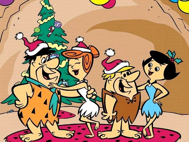 Christmas Flintstones Wallpaper - Wallpaper with the Flintstones at Christmas, from the American animated television sitcom, produced by Hanna-Barbera Productions (1960-1966 at ABC). - , Christmas, Flintstones, wallpaper, wallpapers, holidays, holiday, festival, festivals, celebrations, celebration, American, animated, television, sitcom, sitcoms, Hanna-Barbera, Productions, 1960-1966, ABC - Wallpaper with the Flintstones at Christmas, from the American animated television sitcom, produced by Hanna-Barbera Productions (1960-1966 at ABC). Solve free online Christmas Flintstones Wallpaper puzzle games or send Christmas Flintstones Wallpaper puzzle game greeting ecards  from puzzles-games.eu.. Christmas Flintstones Wallpaper puzzle, puzzles, puzzles games, puzzles-games.eu, puzzle games, online puzzle games, free puzzle games, free online puzzle games, Christmas Flintstones Wallpaper free puzzle game, Christmas Flintstones Wallpaper online puzzle game, jigsaw puzzles, Christmas Flintstones Wallpaper jigsaw puzzle, jigsaw puzzle games, jigsaw puzzles games, Christmas Flintstones Wallpaper puzzle game ecard, puzzles games ecards, Christmas Flintstones Wallpaper puzzle game greeting ecard
