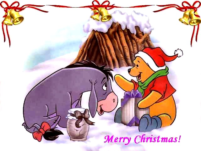 Disney Merry Christmas Card - Greeting card 'Merry Christmas !' by Disney with Eeyore and Winne Pooh. - , Disney, merry, Christmas, card, cards, holidays, holiday, festival, festivals, celebrations, celebration, greeting, greetings, Eeyore, Winne, Pooh - Greeting card 'Merry Christmas !' by Disney with Eeyore and Winne Pooh. Solve free online Disney Merry Christmas Card puzzle games or send Disney Merry Christmas Card puzzle game greeting ecards  from puzzles-games.eu.. Disney Merry Christmas Card puzzle, puzzles, puzzles games, puzzles-games.eu, puzzle games, online puzzle games, free puzzle games, free online puzzle games, Disney Merry Christmas Card free puzzle game, Disney Merry Christmas Card online puzzle game, jigsaw puzzles, Disney Merry Christmas Card jigsaw puzzle, jigsaw puzzle games, jigsaw puzzles games, Disney Merry Christmas Card puzzle game ecard, puzzles games ecards, Disney Merry Christmas Card puzzle game greeting ecard