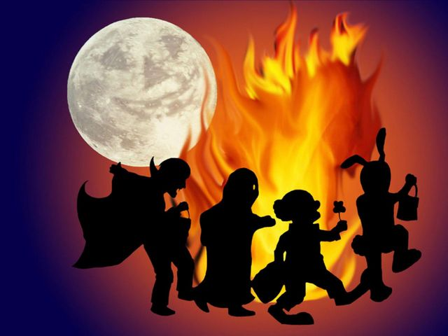 Halloween Kids dance around Fire Wallpaper - Wallpaper of kids in costumes for Halloween, which dance in a circle around the infernal fire at full moon. - , Halloween, kids, kid, fire, fires, wallpaper, wallpapers, holiday, holidays, cartoons, cartoon, feast, feasts, party, parties, festivity, festivities, celebration, celebrations, costumes, costume, circle, circles, infernal, full, moon, moons - Wallpaper of kids in costumes for Halloween, which dance in a circle around the infernal fire at full moon. Solve free online Halloween Kids dance around Fire Wallpaper puzzle games or send Halloween Kids dance around Fire Wallpaper puzzle game greeting ecards  from puzzles-games.eu.. Halloween Kids dance around Fire Wallpaper puzzle, puzzles, puzzles games, puzzles-games.eu, puzzle games, online puzzle games, free puzzle games, free online puzzle games, Halloween Kids dance around Fire Wallpaper free puzzle game, Halloween Kids dance around Fire Wallpaper online puzzle game, jigsaw puzzles, Halloween Kids dance around Fire Wallpaper jigsaw puzzle, jigsaw puzzle games, jigsaw puzzles games, Halloween Kids dance around Fire Wallpaper puzzle game ecard, puzzles games ecards, Halloween Kids dance around Fire Wallpaper puzzle game greeting ecard