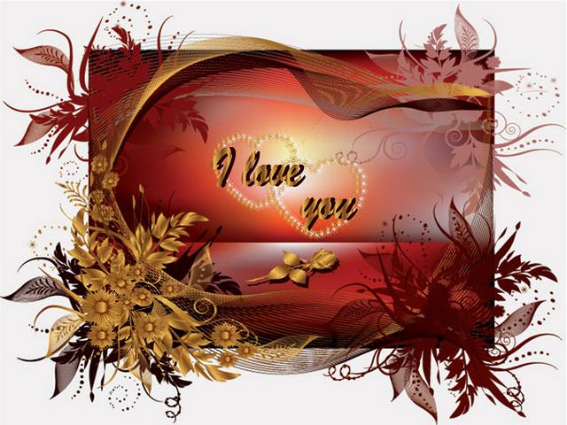 Valentines day acknowledgement in love greeting card puzzles games valentines day acknowledgement in love greeting card a beautiful greeting card for valentines day with m4hsunfo