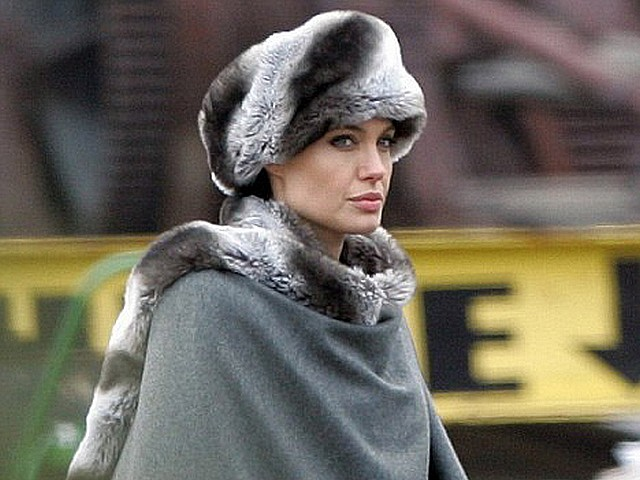 Salt Angelina Jolie with Russian Hat - Angelina Jolie in a scene of the action-thriller 'Salt' wrapped in a fur and with a magnificent Russian hat . - , Salt, Angelina, Jolie, Russian, hat, hats, movie, movies, film, films, picture, pictures, action-thriller, action, thrillers, thriller, thrillers, adventure, adventures, actress, actresses, scene, scenes, magnificent, fur - Angelina Jolie in a scene of the action-thriller 'Salt' wrapped in a fur and with a magnificent Russian hat . Solve free online Salt Angelina Jolie with Russian Hat puzzle games or send Salt Angelina Jolie with Russian Hat puzzle game greeting ecards  from puzzles-games.eu.. Salt Angelina Jolie with Russian Hat puzzle, puzzles, puzzles games, puzzles-games.eu, puzzle games, online puzzle games, free puzzle games, free online puzzle games, Salt Angelina Jolie with Russian Hat free puzzle game, Salt Angelina Jolie with Russian Hat online puzzle game, jigsaw puzzles, Salt Angelina Jolie with Russian Hat jigsaw puzzle, jigsaw puzzle games, jigsaw puzzles games, Salt Angelina Jolie with Russian Hat puzzle game ecard, puzzles games ecards, Salt Angelina Jolie with Russian Hat puzzle game greeting ecard